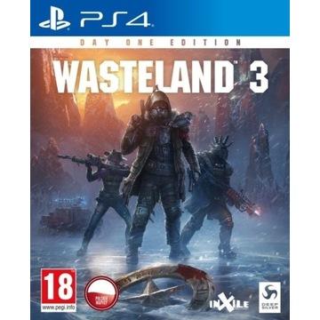 Wasteland 3 PS4 PL