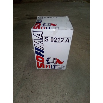 sofima  S 0212 A filtr powietrza
