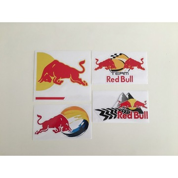 Naklejki Red Bull