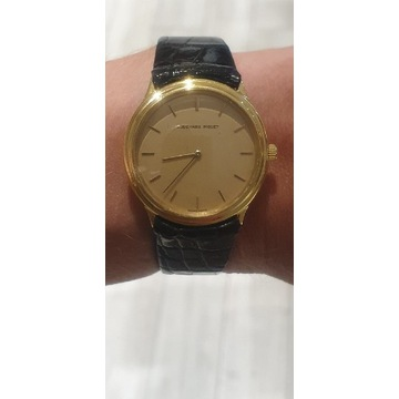 Audemars Piguet 18k złoto ciężki kwarcowy