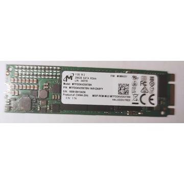 Dysk SSD M2 256GB ASUS