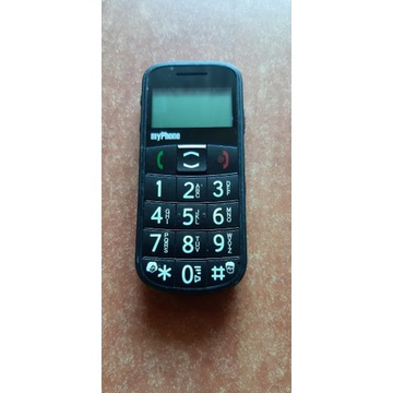 Telefon My Phone dla seniora