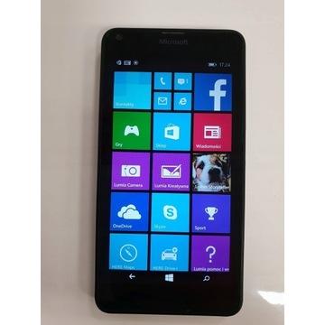 Microsoft Lumia 640 Czarna 8GB 8Mpx LTE WiFi