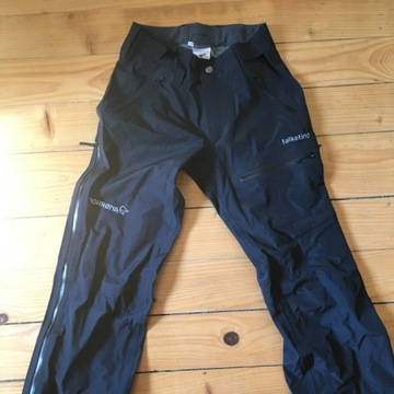 Norrona Falketind, Junior spodnie, Caviar, rom 140