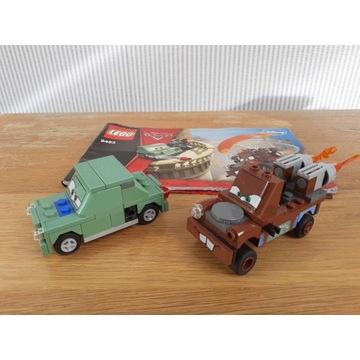 LEGO 9483 Auta - Ucieczka agenta Złomka