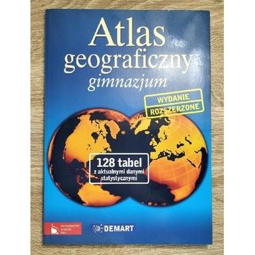 Atlas geograficzny+katalog atrakcji turystycznych