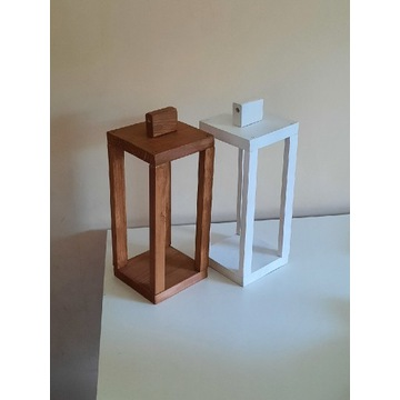 Lampion, donica do kompozycji, stroików
