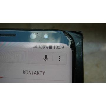 Samsung Galaxy S8+ 64GB z małym pęknięciem