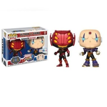 Funko pop ULTRON VS SIGMA EXCLUSIVE