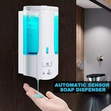 Dozownik do Mydła Bezdotykowy Automatyczny Czujnik
