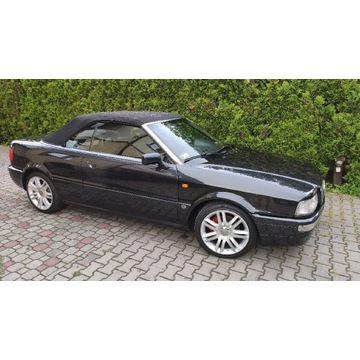 Felgi do Audi 80 17 4x108 ładne komplet