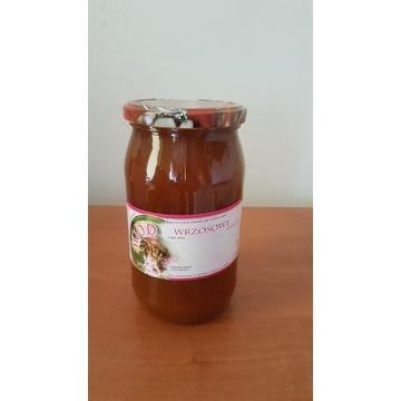 Miód Pszczeli  Wrzosowy  Sloik  1.050 kg