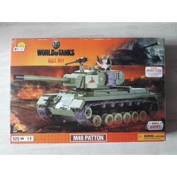 Cobi 3008 M46 Patton WoT World of Tanks