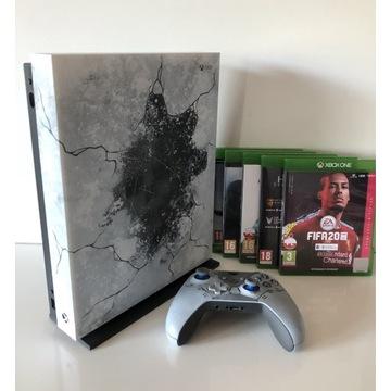 Xbox One X Limited Gears - Gwarancja do 05.05.2022