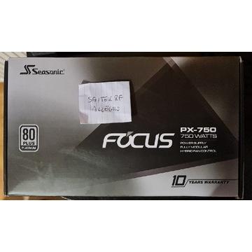 Zasilacz Seasonic Focus PX750W 80 Plus Platinum GW