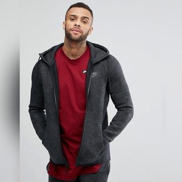 Nowa bluza Nike Tech Fleece jacquard
