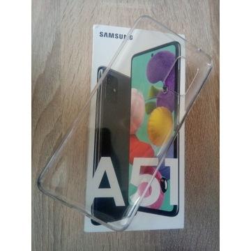 Samsung Galaxy A51 4GB/128GB+dwa etui