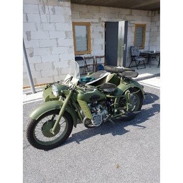 motocykl mw750m,  jawa 350