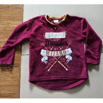 Bluza Harry Potter polarowa 104-110 TU