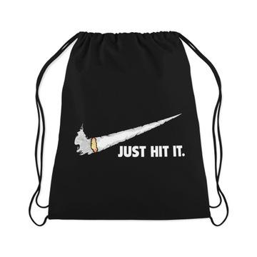 Worko Plecak Worek Just Hit It, Nike, Adidas