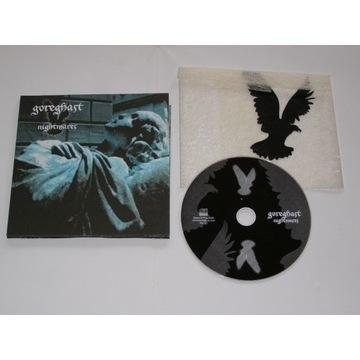 GOREGHAST - Nightmares CD dark ambient limit