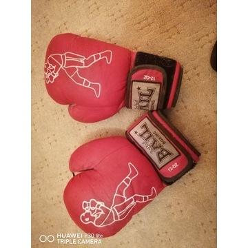 Rekawice bokserskie do trenigu dla początkujących