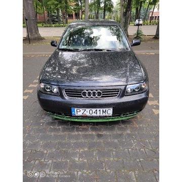 Audi A3 Sline Quatrro 1,8T 2000rok
