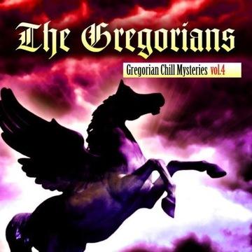 THE GREGORIANS: Gregorian Chill Mysteries vol.4