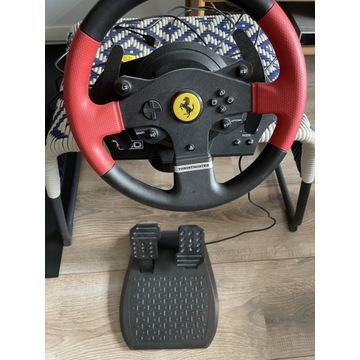 Kierownica T150 Ferrari Wheel Force Feedback
