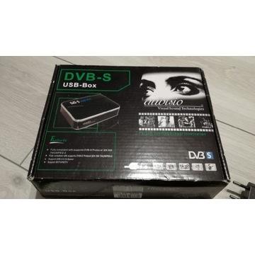 Dvb-s usb box