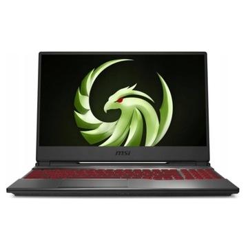 Laptop MSI Alpha 15 Ryzen 5 SSD 15,6 RX5500M gier