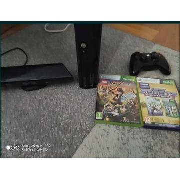 Xbox 360 +gry
