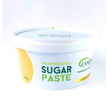 Candy Sugar pasta cukrowa Ultra Soft  depilacja