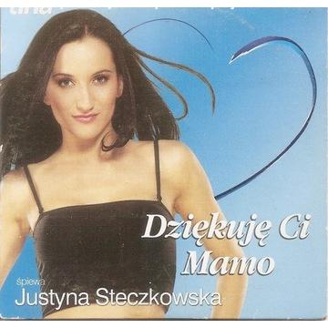 justyna steczkowska - dziękuję ci mamo /CD