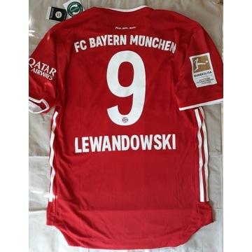 Koszulka Lewandowski Bayern meczowa 2020/2021