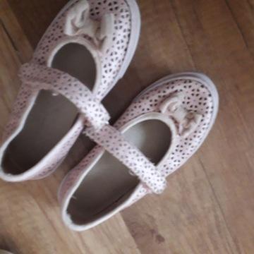 Buty buciki 26 dla dziewczynki