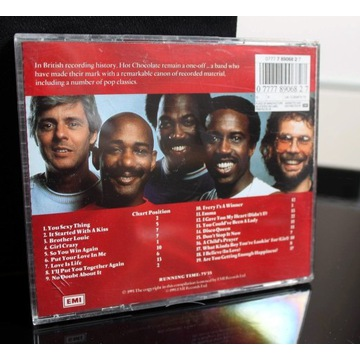 Hot Chocolate / Their Greatest Hits CD