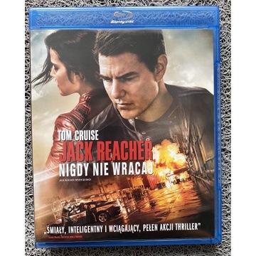 Jack Reacher: Nigdy Nie Wracaj (Blu-ray)