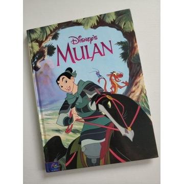 KLASYKA Mulan Disney - duzy format