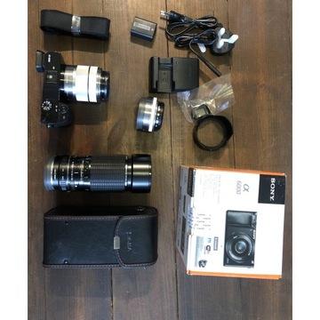 Sony a6000 16F2.8+1855F1.8-5.5 +Sigma75200F2.8-3.5