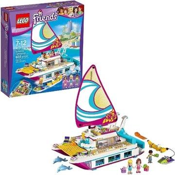 JAK NOWE LEGO Friends 41317 100% WARTO