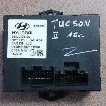 Moduł klapy bagażnika Hyundai Tucson