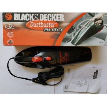 Odkurzacz samochodowy Black&Decker nowy