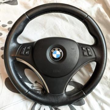 Kierownica BMW E90 E92 Multifunkcja Airbag
