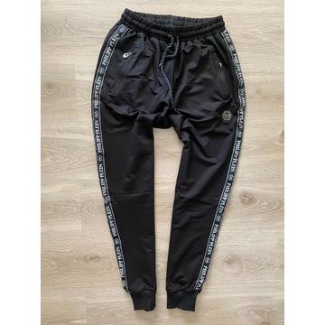 Philipp Plein spodnie dresowe dresy czacha XL XXL