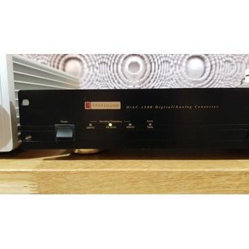 Parasound DAC-1500