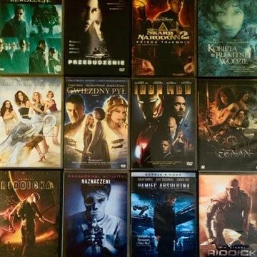 Wyprzedaż Filmów DVD - 1 szt to 4.99 zł - Okazja !
