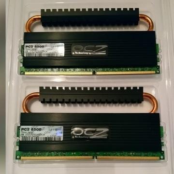 OCZ Reaper DDR2 PC2 8500 4GB (2x2)