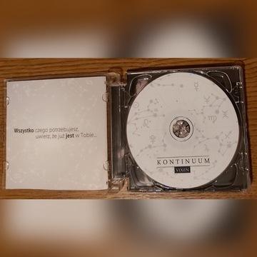 Płyta CD VIXEN KONTINUUM (Wydanie 2012) Jak nowa