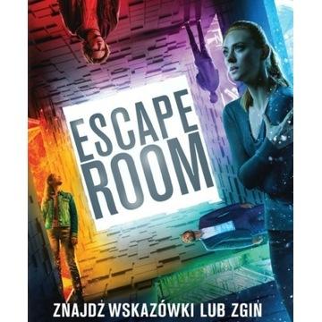 ESCAPE ROOM - FILM DVD